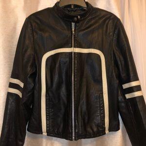 Wilson's Leather Women's Moto Jacket